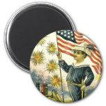 Vintage Patriotic 4th of July