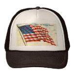 Vintage Patriotic 4th of July Cap