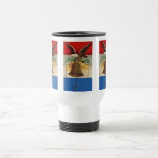 Vintage Patriotic 4th of July Mugs
