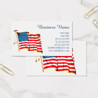 Patriotic business cards gallery business card template american flag business cards oylekalakaari american flag business cards colourmoves colourmoves