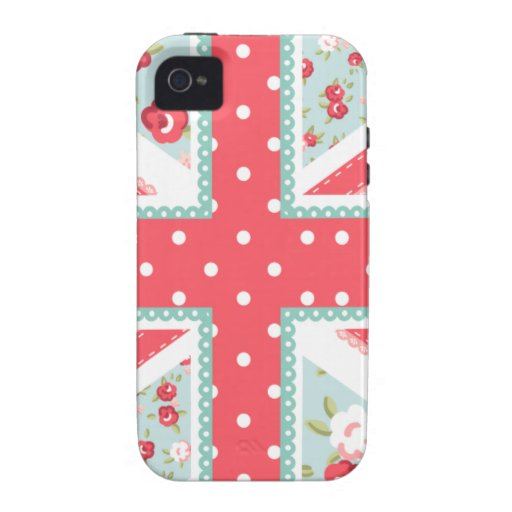 Vintage Patriotic Collection. iPhone 4/4S Cases
