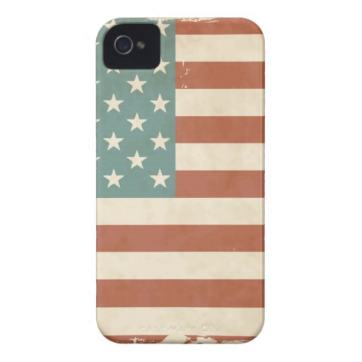 Vintage Patriotic Collection iPhone 4 Cases