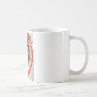 Vintage Patriotic Valentine s Day Mug