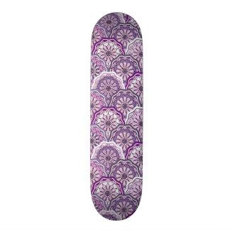 Vintage Pattern 20 Cm Skateboard Deck