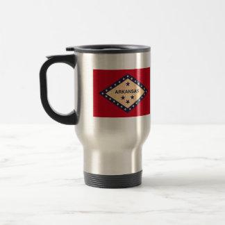 Vintage Pattern Arkansan Flag Mug