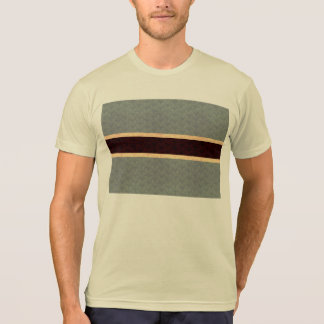Vintage Pattern Batswana Flag T-shirts