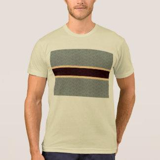 Vintage Pattern Batswana Flag Tshirts