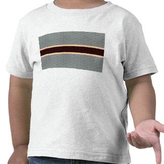 Vintage Pattern Batswana Flag Shirts