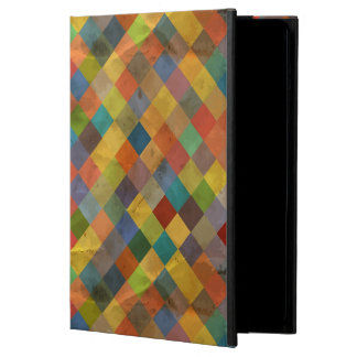 Vintage pattern. Geometric. Cover For iPad Air