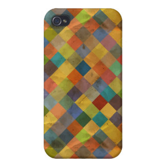 Vintage pattern. Geometric. Covers For iPhone 4