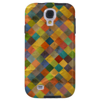 Vintage pattern. Geometric. Galaxy S4 Case