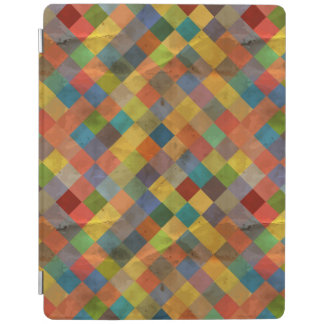 Vintage pattern. Geometric. iPad Cover