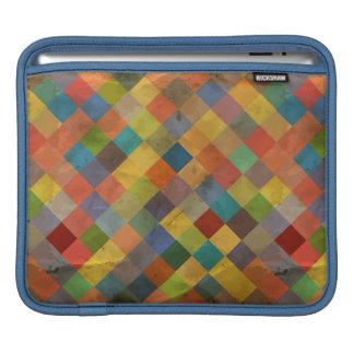Vintage pattern. Geometric. iPad Sleeve