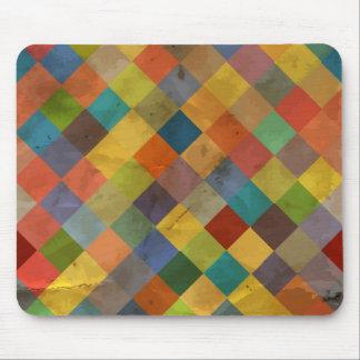 Vintage pattern. Geometric. Mouse Mat