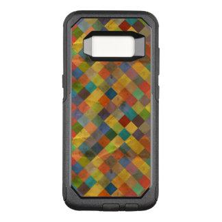 Vintage pattern. Geometric. OtterBox Commuter Samsung Galaxy S8 Case