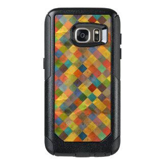 Vintage pattern. Geometric. OtterBox Samsung Galaxy S7 Case