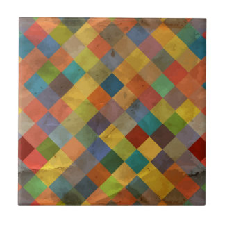 Vintage pattern. Geometric. Tile