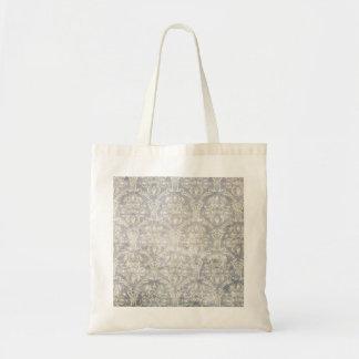 Vintage pattern - Picture 10 (Black & white) Tote Bag