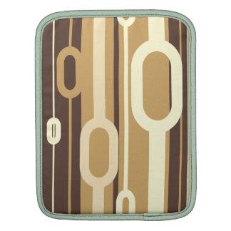 Vintage Pattern Retro iPad Sleeve
