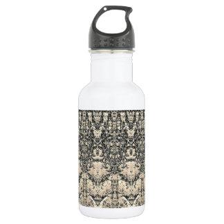 Vintage Pattern Water Bottle