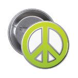 Vintage | Peace Sign Pinback Button