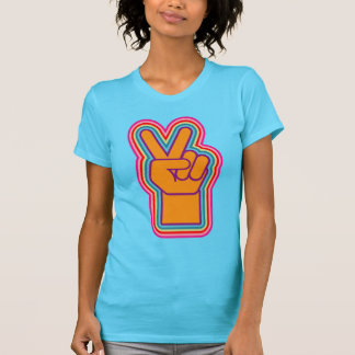 Vintage   Peace Sign T Shirts
