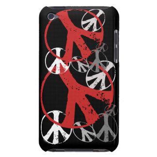 Vintage Peace Symbols iPod Cases