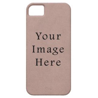 Vintage Peach Purple Parchment Paper Background iPhone 5 Covers