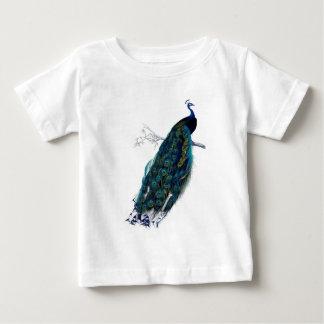Vintage Peacock.jpg Baby T-Shirt