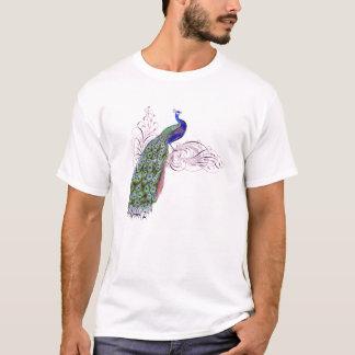 Vintage Peacock T-Shirt