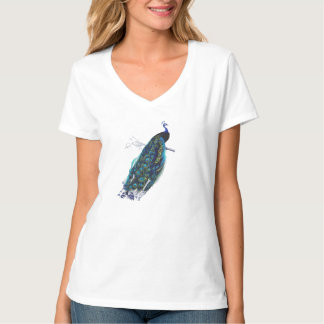 Vintage Peacock T Shirts
