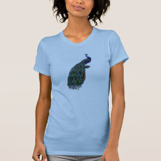 VINTAGE PEACOCK T-SHIRTS