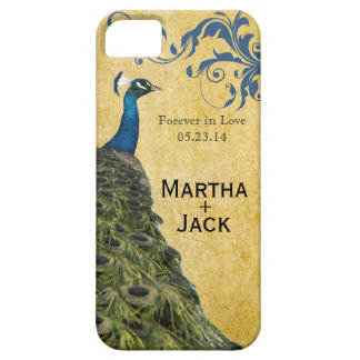 Vintage Peacocks iPhone 5 Case