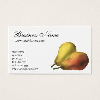 Vintage Pears, Organic Foods, Ripe Fruit