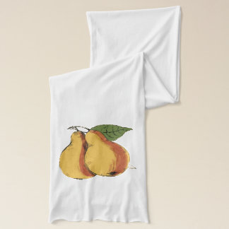 Vintage Pears Scarf
