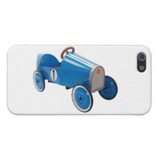 Vintage Pedal Cars Kids Children s Toys Cover For iPhone 5