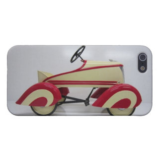 Vintage Pedal Cars Kids Children s Toys Case For iPhone 5/5S