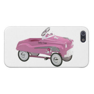 Vintage Pedal Cars Kids Childs Children s Toys iPhone 5/5S Cover