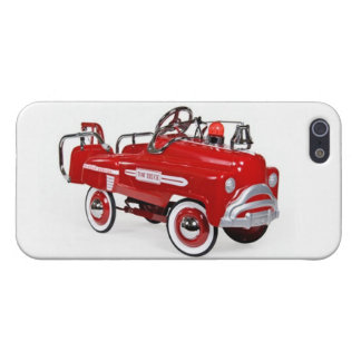 Vintage Pedal Cars Kids Childs Children s Toys iPhone 5 Cover