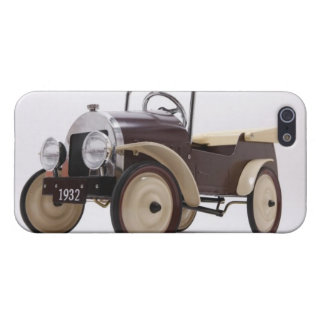 Vintage Pedal Cars Kids Childs Children s Toys Cover For iPhone 5/5S