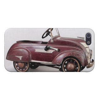 Vintage Pedal Cars Kids Childs Children s Toys Covers For iPhone 5