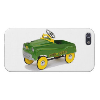 Vintage Pedal Cars Kids Childs Children s Toys iPhone 5/5S Case