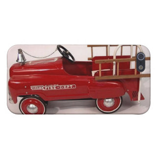 Vintage Pedal Cars Kids Childs Children s Toys Case For iPhone 5