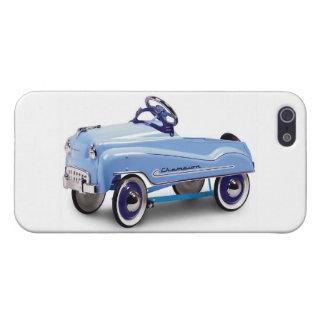Vintage Pedal Cars Kids Childs Children s Toys iPhone 5 Case