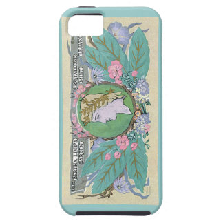 Vintage Perfume Advertisement iPhone 5 Case