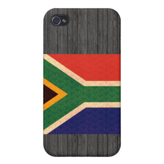 Vintage Pern South African Flag iPhone 4/4S Cover