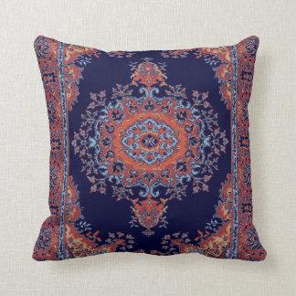 Vintage persian pattern cushion