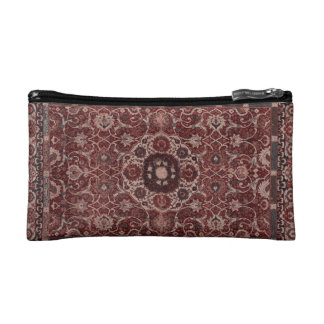 Vintage Persian Tapestry Makeup Bags