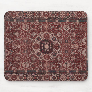 Vintage Persian Tapestry Mouse Mat