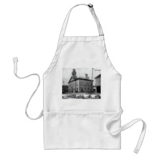 Vintage Perth Ontario Images Standard Apron